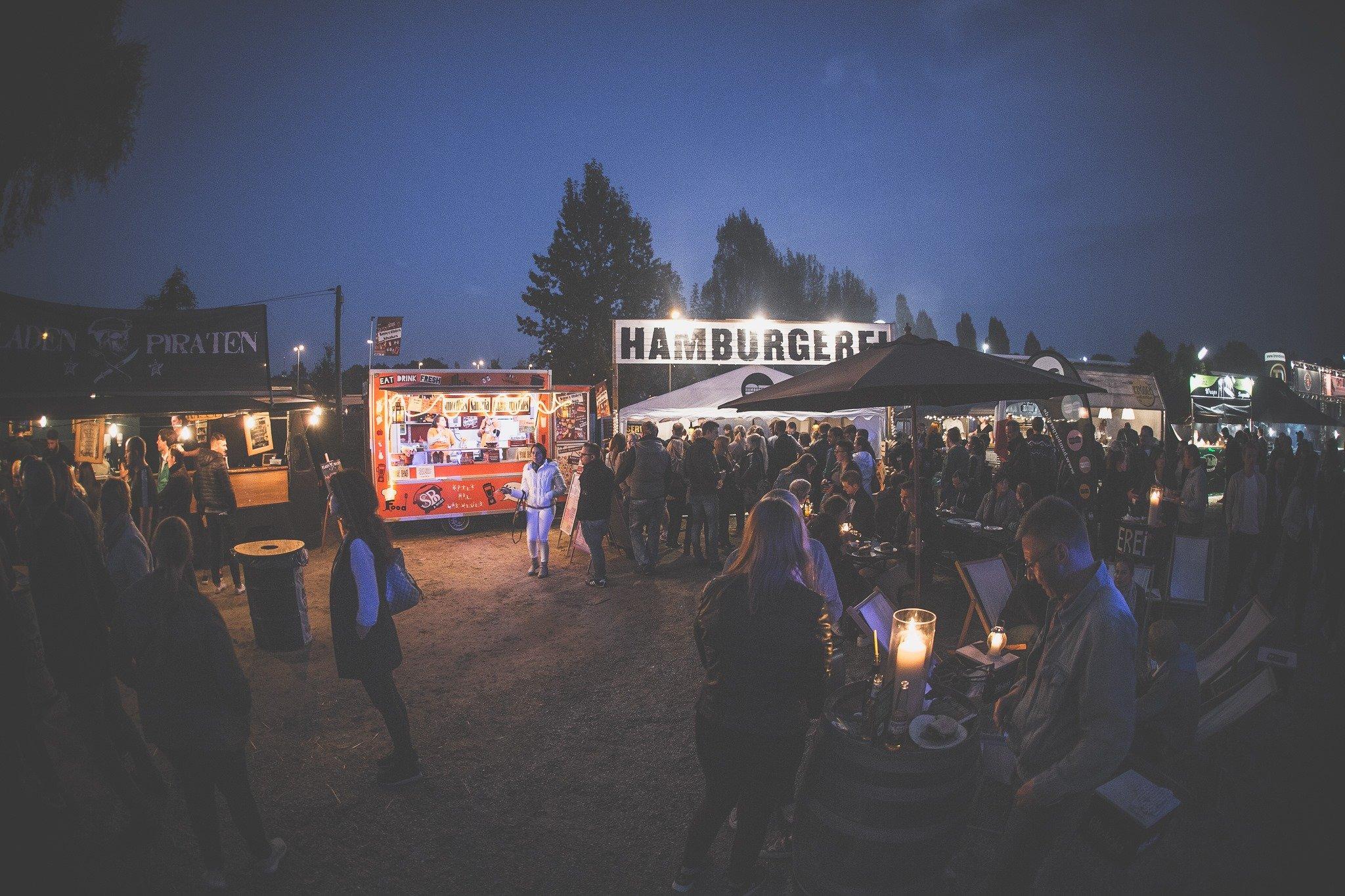hamburg 10 2017 street food schmeckfestival. Black Bedroom Furniture Sets. Home Design Ideas