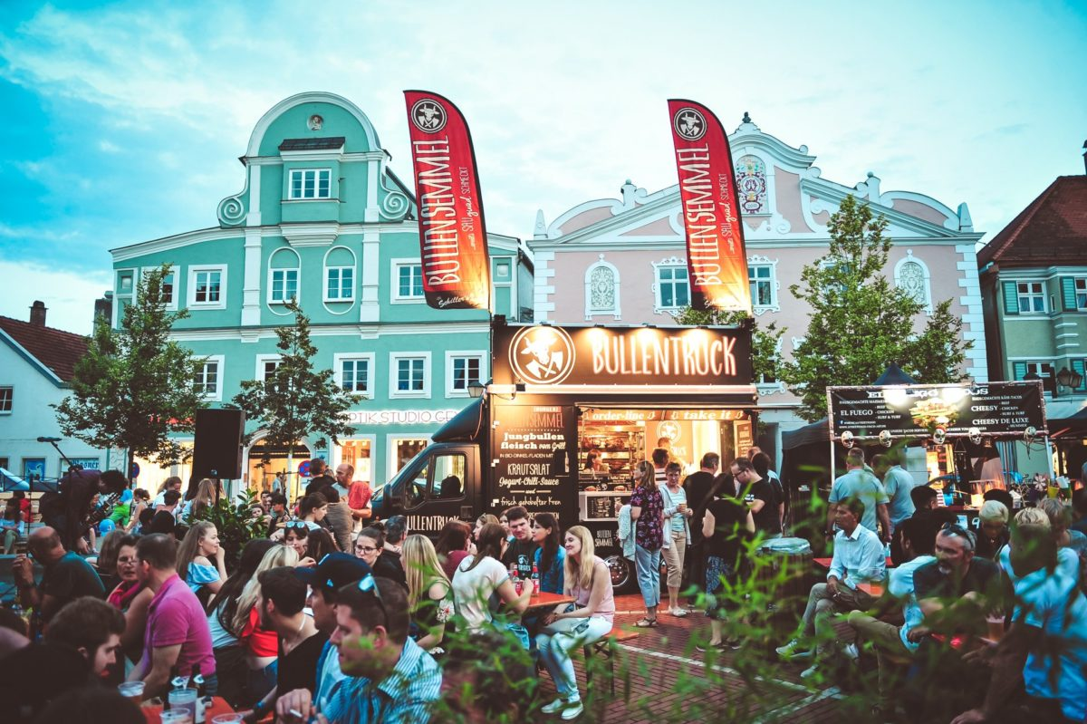 Street Food Schmeckfestival Erding
