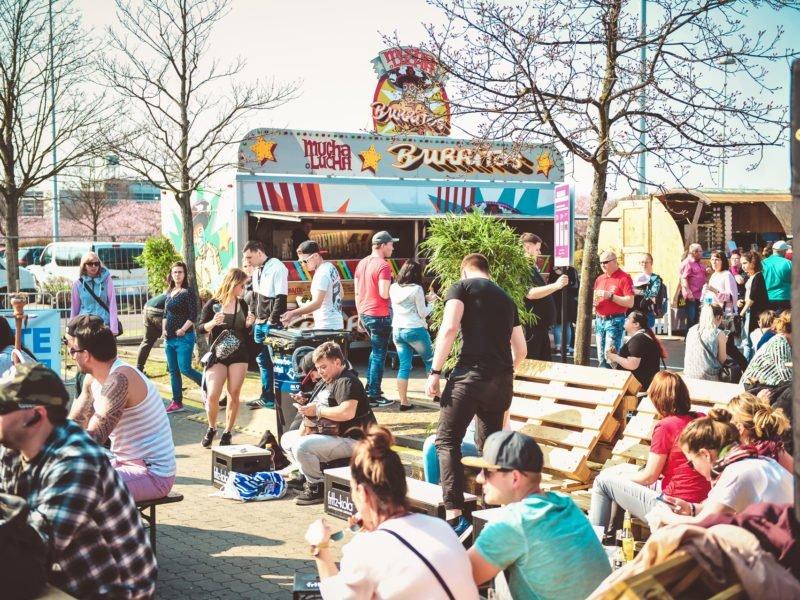 street food schmeckfestival leipzig