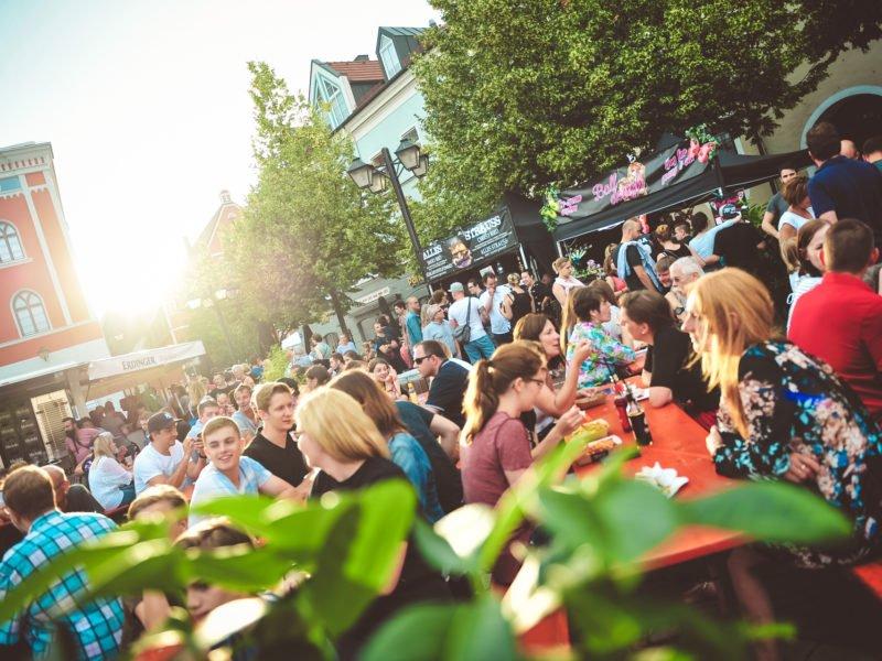 street food schmeckfestival kropp